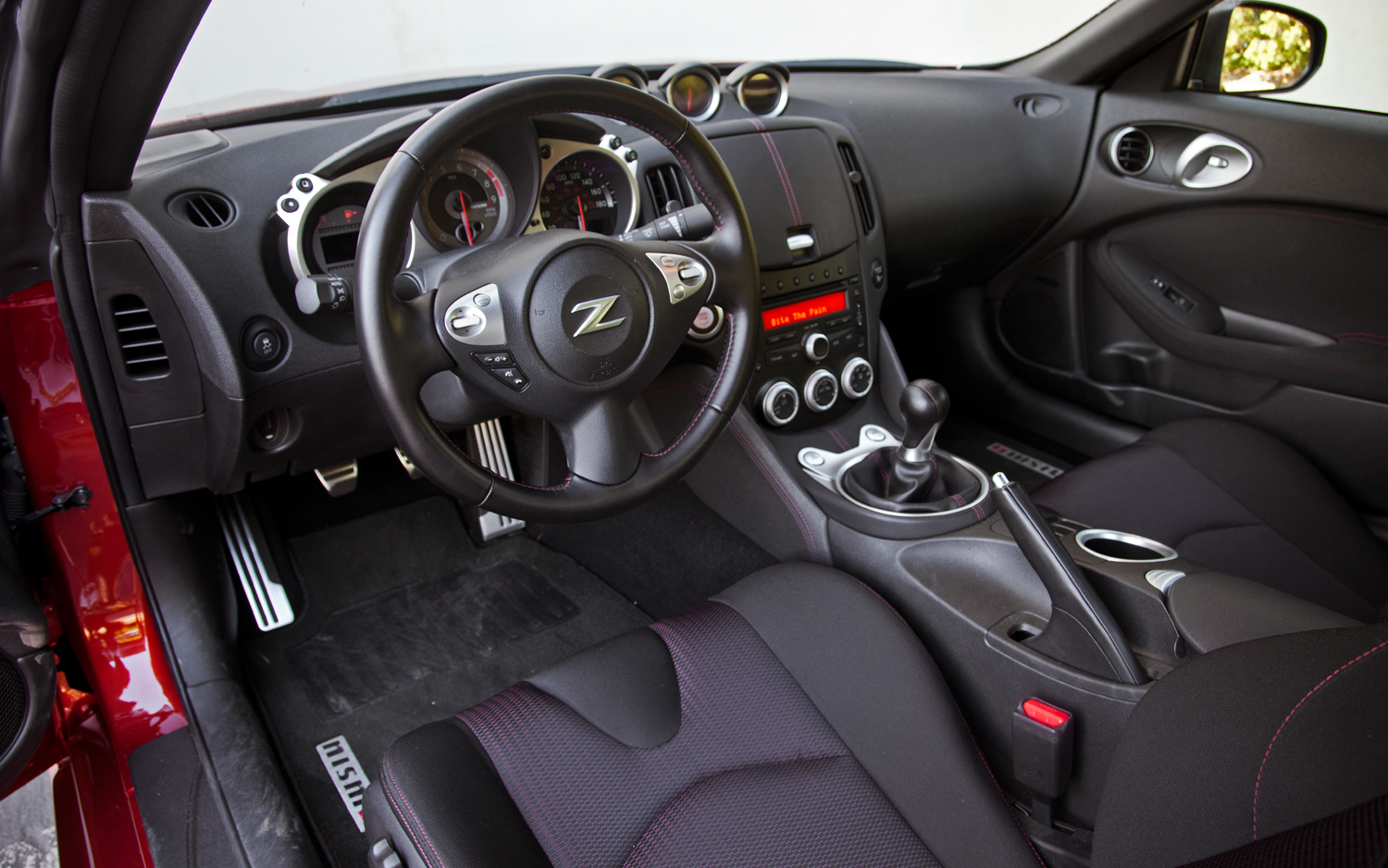 Interior Nissan 370z Nismo 2014 Cars And Celebrities